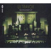 Ultravox - Monument (2009 Digital Remaster, CD+DVD) /Edice 2017