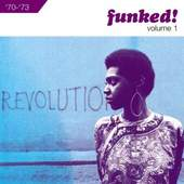 Various Artists - Funked! Volume 1 '70-'73