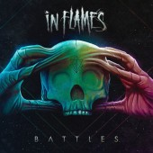 In Flames - Battles (Retail BOX, 2LP + CD)/Limited Edition LP OBAL