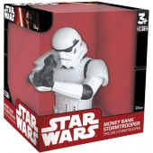 Star Wars / Pokladnička - Pokladnička Star Wars - Stormtrooper