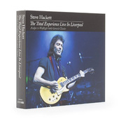 Steve Hackett - Total Experience: Live In Liverpool (2CD + 2DVD) 2CD+2DVD