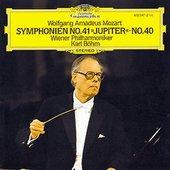Mozart, Wolfgang Amadeus - MOZART Symphonien No. 40 41 Böhm