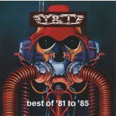 Y & T - Best Of '81 To '85 (USA Version, 1990)