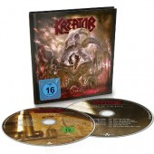 Kreator - Gods Of Violence (CD+DVD, 2017)