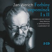 Jan Werich - Forbíny vzpomínek I a II/2CD