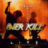 Overkill - Wrecking Everything DOPRODEJ