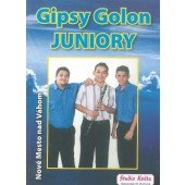 Gipsy Golon Juniory - Nové Mesto nad Váhom (DVD, 2008)
