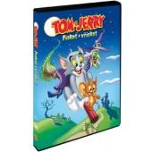 Film / Animovaný - Tom a Jerry: Pískot a vřískot