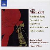 Carl Nielsen - Aladdin Suite, Pan And Syrinx, Saga Dream, Maskarade Overture, Helios Overture
