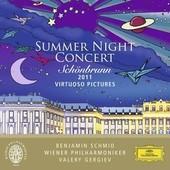 Wiener Philharmoniker - SCHÖNBRUNN 2011 Virtuoso Pictures CD