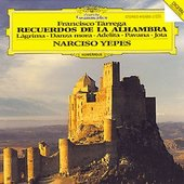 Tárrega, Francisco - TARREGA Gitarrenmusik / Yepes