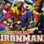 Ghostface Killah - Ironman (Edice 2016)