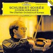 Schubert, Franz - SCHUBERT Soirée Gidon Kremer