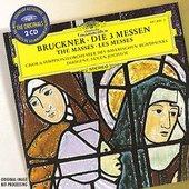 Bruckner, Anton - BRUCKNER Masses Nos. 1-3 / Jochum
