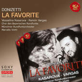 Gaetano Donizetti - La Favorite/2CD (2016)