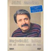 Jiří Zmožek - Největší hity (DVD, 2008)