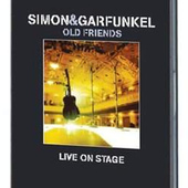Simon & Garfunkel - Old Friends - Live On Stage (DVD)