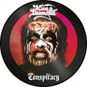 King Diamond - Conspiracy (Limited Picture Vinyl, Edice 2018) – Vinyl /LIMITED PICTURE VINYL