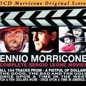 Ennio Morricone - Complete Sergio Leone Movies - Ennio Morricone