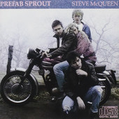 Prefab Sprout - Steve McQueen (Edice 1990)