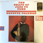 Ornette Coleman - Shape Of Jazz To Come (Stereo Edice 2010) - 180 gr. Vinyl