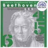 Ludwig van Beethoven - Beethoven: Symphonies Nos 4 5 & 6