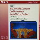 Bach, Johann Sebastian - J.S. Bach Violin Concertos, Gidon Kremer