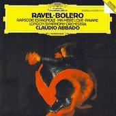 Ravel, Maurice - RAVEL Bolero Ma Mère lOye Pavane Abbado