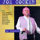 Joe Cocker - In Concert/DVD