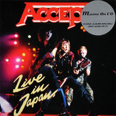 Accept - Live In Japan (Reedice 2013)
