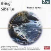 Grieg, Edvard - Nordic Suites (2CD, 2002)