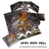 Axel Rudi Pell - Into The Storm/Ltd. Digipack+2