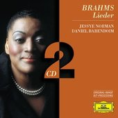 Brahms, Johannes - BRAHMS Lieder / Norman, Barenboim