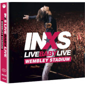 INXS - Live Baby Live (2CD+DVD, 30th Anniversary Edition 2020)