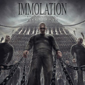Immolation - Kingdom Of Conspiracy (Digipack)