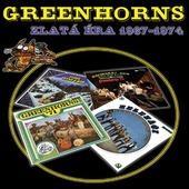 Greenhorns - Zlatá éra 1967- 1974/3CD