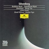 Schoenberg, Arnold - SCHOENBERG Verklärte Nacht / LaSalle Quartet