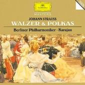 Strauss I + II, Johann - Walzer & Polkas (Edice 1995)