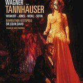Wagner, Richard - WAGNER Tannhäuser Wenkoff  DVD-VIDEO