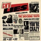 Guns N' Roses - G N' R Lies (EP)