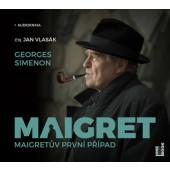 Georges Simenon - Maigretův první případ (MP3, 2020)
