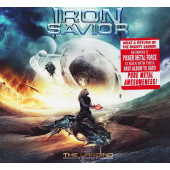 Iron Savior - Landing (Limited Digipack, 2011)