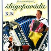 Various Artists - Velká harmonikářská šlágrparáda K-N/2DVD