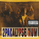 2Pac - 2 Pacalypse Now (Edice 2017) - Vinyl