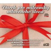Various Artists - Dárková Kolekce Mluveného Slova (6CD, 2016) 2016