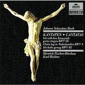 Dietrich Fischer-Dieskau - BACH Kantaten BWV 56, 4, 82 / Richter