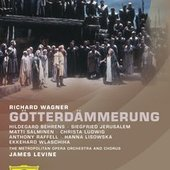Wagner, Richard - WAGNER Götterdämmerung Levine DVD-VIDEO