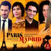 Liat Cohen, Rolando Villazón, Charles Castronovo, Sandrine Piau, Gil Waysborth - Paris-Madrid (2018)