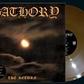 Bathory - Return Of The Darkness And Evil (Limited Gold Vinyl) - 180 gr. Vinyl