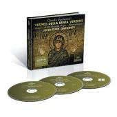 Claudio Monteverdi - Vespro Della Beata Vergine / Marianské nešpory (2CD+DVD, 2020)